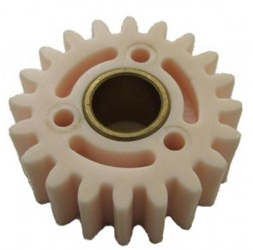 Atco, Qualcast, Suffolk Punch 14S, 17S, 20S, 35S, 43S, QX, Small Pink Toothed Gear Cog Mower Part F016102379, 102379